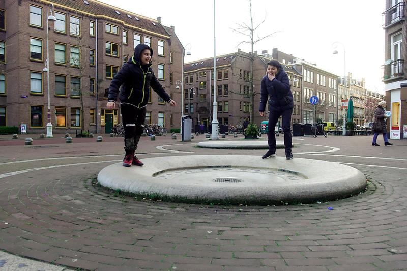 Nederland, Amsterdam, 21 maart 2017, foto: Katrien Mulder
