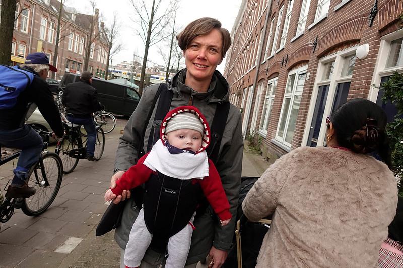 Nederland, Amsterdam, 22 maart 2017, foto: Katrien Mulder