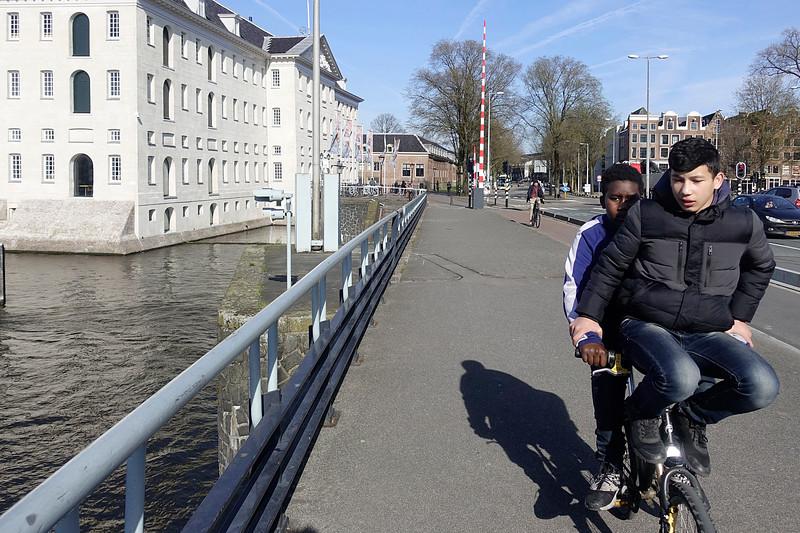 Nederland, Amsterdam, Scheepvaartmuseum,  24 maart 2017, foto: Katrien Mulder