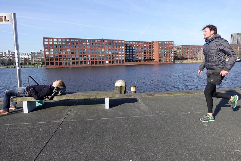 Nederland, Amsterdam, Veemkade, 24 maart 2017, foto: Katrien Mulder