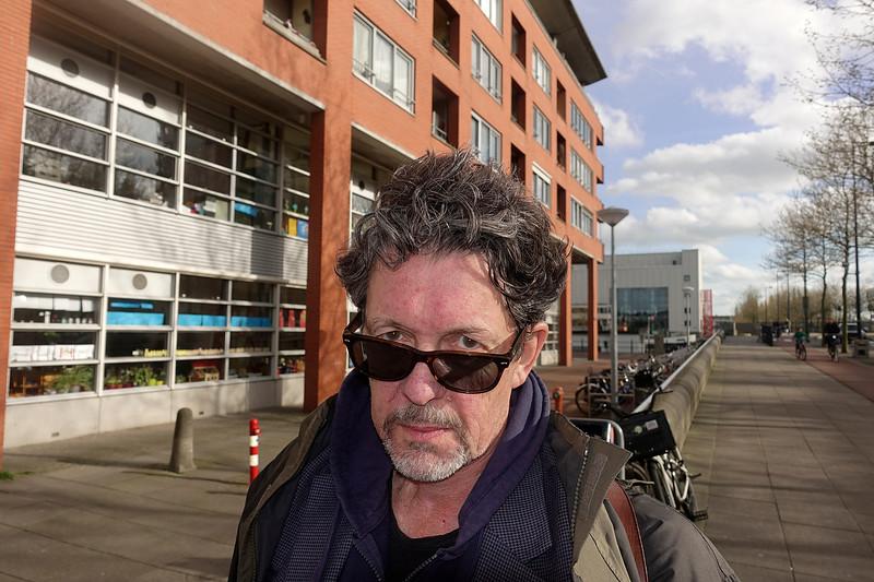 Nederland, Amsterdam,  Teake,  11 april 2017, foto: Katrien Mulder