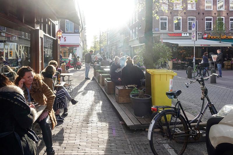 Nederland, Amsterdam, Amsterdam Zuid, De pijp, 11 april 2017, foto: Katrien Mulder