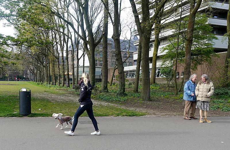 Nederland, Amsterdam, 20 april 2017, Oosterpark,, foto: Katrien Mulder