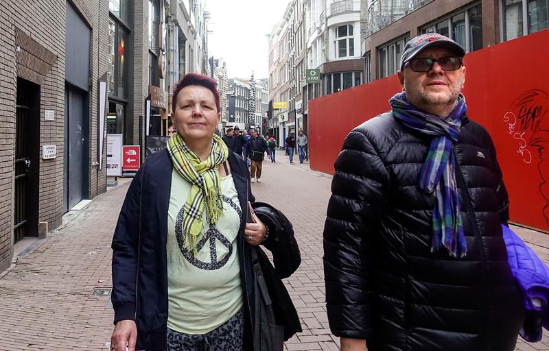 Nederland, Amsterdam, 1 mei 2017, foto: Katrien Mulder
