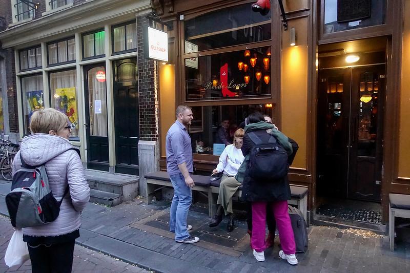 Nederland, Amsterdam, Zeedijk, 4 mei 2017, foto: Katrien Mulder