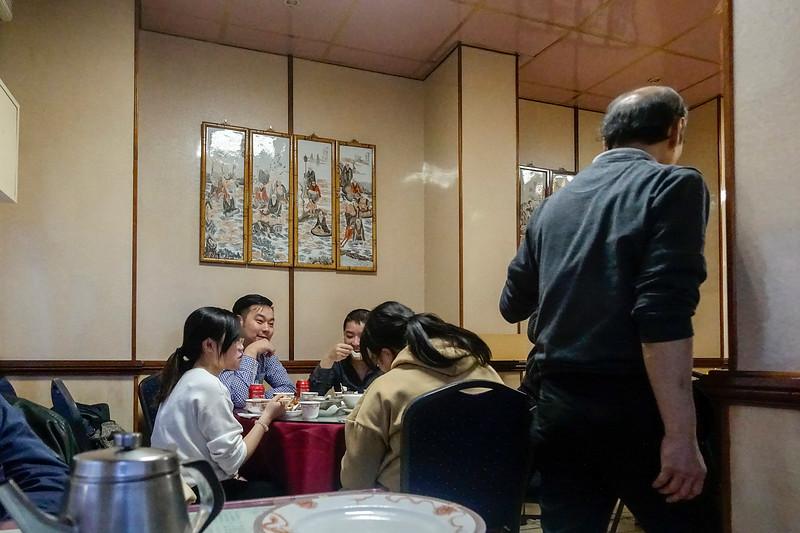 Nederland, Amsterdam, Chinees restaurant, Korte Niezel, 4 mei 2017, foto: Katrien Mulder