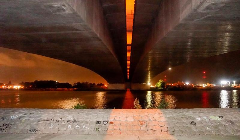 Nederland, Amsterdam,   langs het Amsterdam Rijnkanaal, 27 juli 2017, foto: Katrien Mulder
