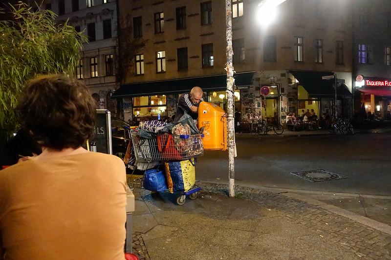 Duitsland, Berlijn, augustus  2017, foto: Katrien Mulde