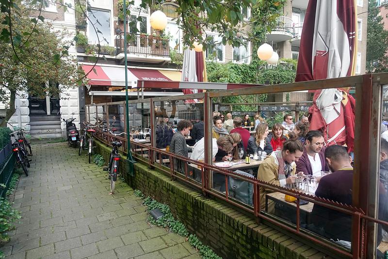Nederland, Amsterdam, 15 september 2017, foto: Katrien Mulder