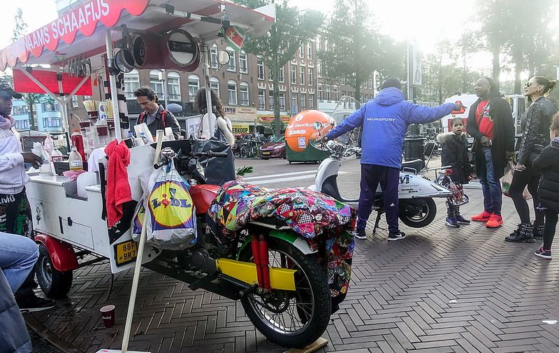Nederland, Amsterdam, Amsterdam Oost, 27 september 2017, foto: Katrien Mulder