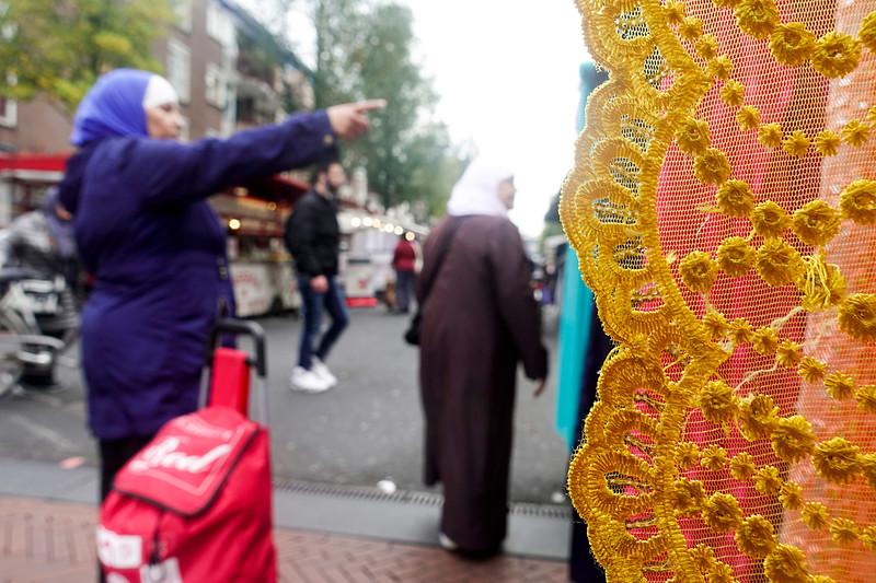 Nederland, Amsterdam, 19 oktober 2017, foto: Katrien Mulder