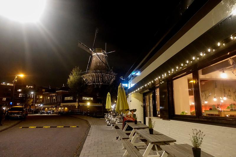 Nederland, Amsterdam, 23 oktober 2017, foto: Katrien Mulder