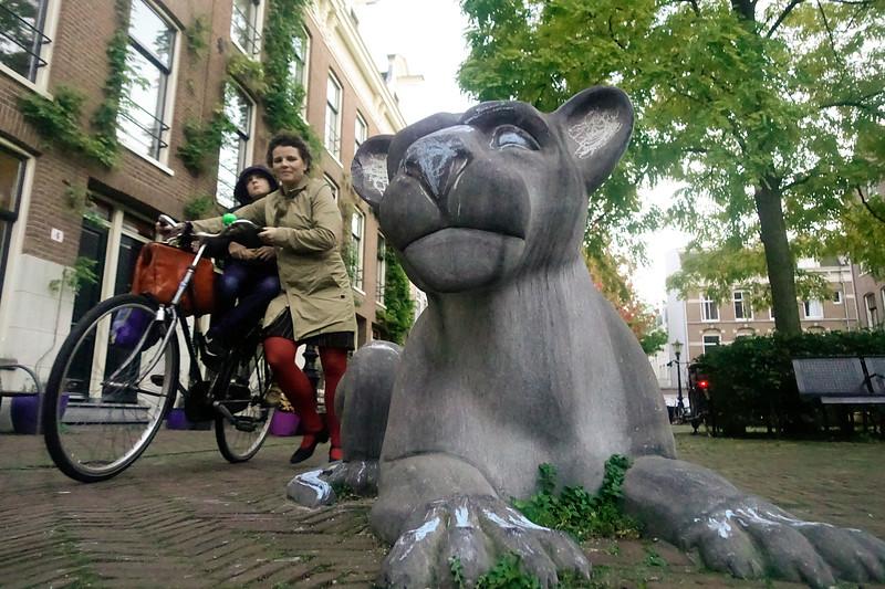 Nederland, Amsterdam, boerhaavebuurt, Amsterdam Oost, 23 oktober 2017, foto: Katrien Mulder