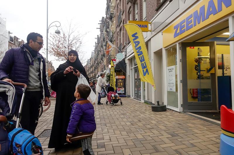Nederland, Amsterdam, 3 november 2017, foto: Katrien Mulder