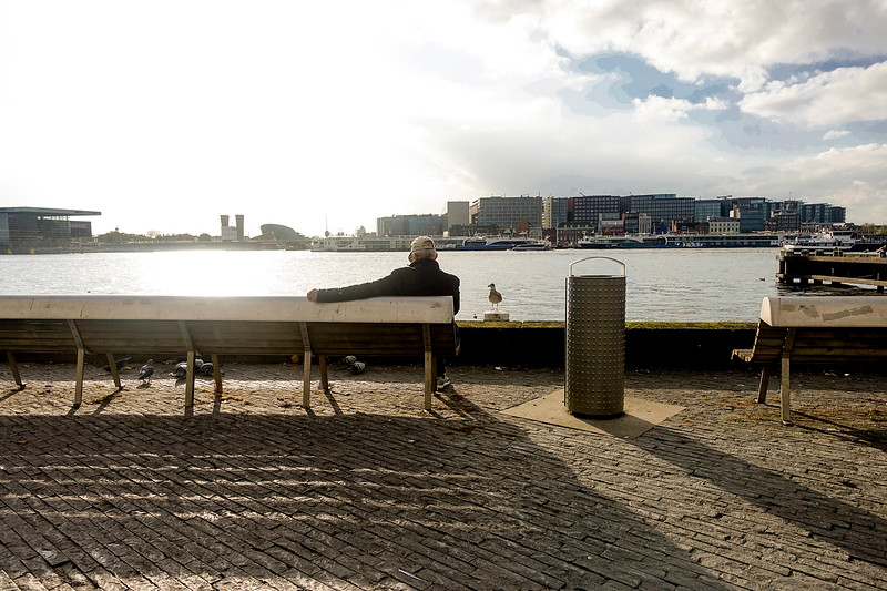 Nederland, Amsterdam, 5 november 2017,IJplein, foto: Katrien Mulder