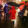 Nederland, Amsterdam, 20 november 2017, regen, foto: Katrien Mulder