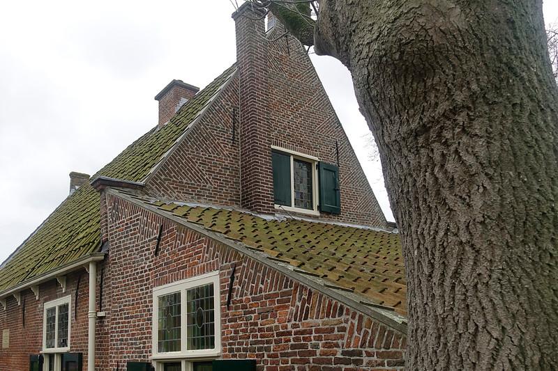 Nederland, Rijnsburg, Spinozahuis, 5 december 2017, foto: Katrien Mulder