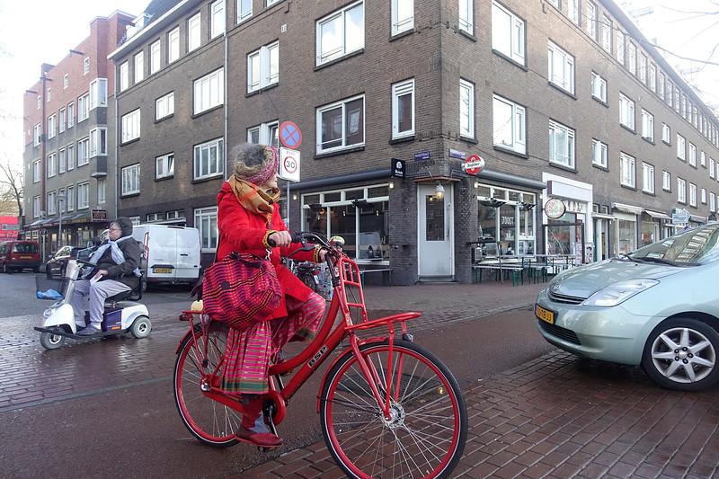 Nederland, Amsterdam,  hoek Molukkenstraat en Niasstraat, 8 december 2017, foto: Katrien Mulder