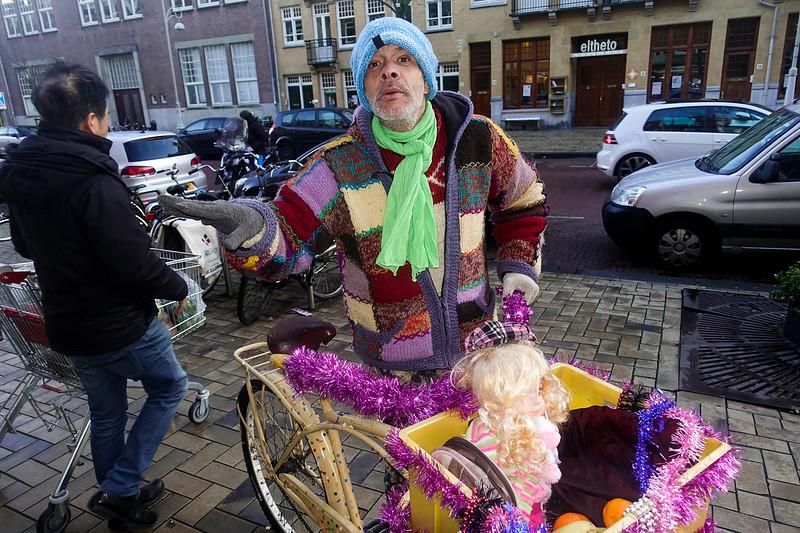 Nederland, Amsterdam, 8 december 2017, foto: Katrien Mulder