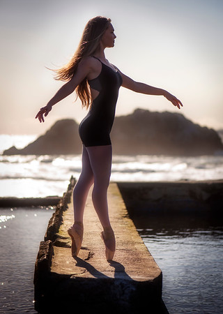 San Francisco Ballet Landscape workshop - Saturday April 8