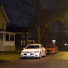 Joed Viera/Staff Photographer-Lockport, NY-Cars park on Juniper Street.
