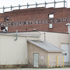 JOED VIERA/STAFF PHOTOGRAPHER-MIddleport, NY-The Middleport Cold Storage Building has been put up for auction after its owners failed to pay property taxes.