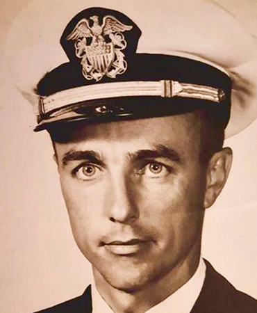 Contributed Photo-Lockport, NY-US Navy Lieutenant Commander Frederick Peter Crosby. Crosby was KIA in Vietnam after flying on a bomb damage assessment mission. Friday, his remains were returned home after more than 50 years.