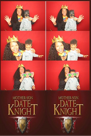 05.10.17 Chick-fil-A Mother-Son Date Knight