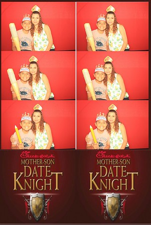 05.11.17 Chick-fil-A Mother Son Date Knight