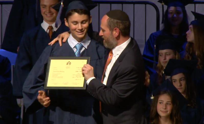 06 Daniel Morrison's Middle School Graduation