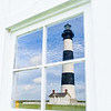 Reflecting on Bodie Island Lighthouse
