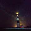 Milky Way Behind Bodie Lighthouse (2)
