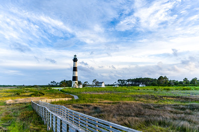 Sunset at Bodie Island Lighthouse