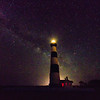 Milky Way Behind Bodie Lighthouse (1)