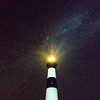 Milky Way Behind Bodie Lighthouse (3)