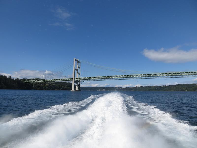 BRIDGE OVER PUGET SOUND