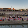 The Albany Symphony play their final Water Music New York concert inside Lock 35 of the Erie Canal on Saturday, July 8th, 2017 in Lockport N.Y.  The Symphony performed seven concerts in as many days across New York State to celebrate the Canal's Bicentennial. (Joed Viera/Lockport Union-Sun & Journal)