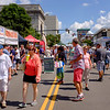 Joed Viera/Staff Photographer-Sunday's Taste of Lockport drew in swarms of people eager to sample cusine from Eastern Niagara County and beyond.
