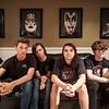 JOED VIERA/STAFF PHOTOGRAPHER-Sean, Robby, CJ, Nathan