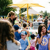 NICOLE HODGE/CONTRIBUTER- Opening day at Mason's Mission Pendleton Playground.