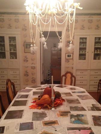 Lauren D'Avolio/Staff- Vanhorn Mansion Candlelight tour.
