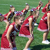Contributed/Bob Chase- Pendleton Cheerleaders.