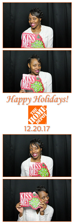 12.20.17 Home Deport Holiday Party (PB)
