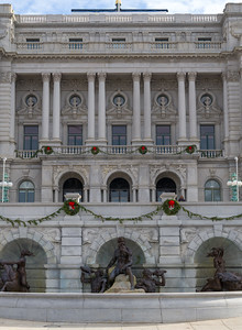 Library of Congress Main Entrance
