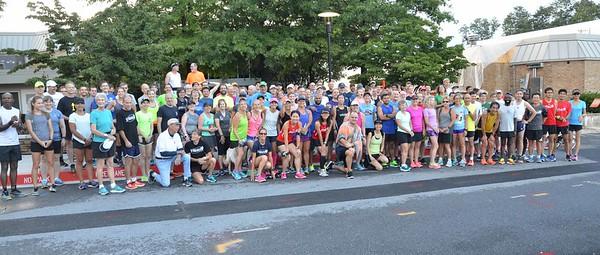 2000th Consecutive Bagel Run