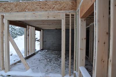 2017 - Cottage Construction
