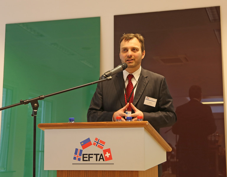 Speaker: Václav Navrátil, EEA desk officer, European External Action Service (EEAS)