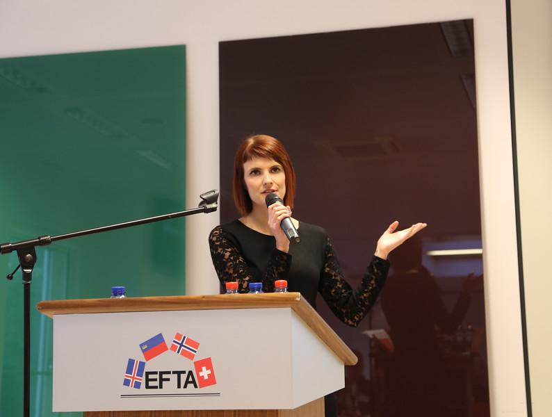 Speaker: Elisabeth Haugsdal, Legal Officer, EFTA Secretariat