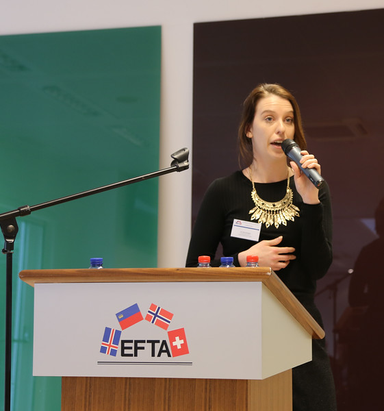 Speaker: Eva Thóra Karlsdóttir, Communication Officer, EEA Grants and Norway Grants , Financial Mechanism Office