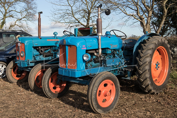 Fordson Major and Fordson Super Major